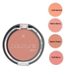 [FICHE PRODUIT] Blush Colours