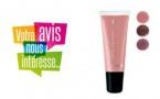 [FICHE PRODUIT] Gloss pour les Lèvres Colours