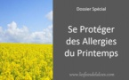 """[Mercredi 20 Février] Spécial """"Se Protéger des Allergies du Printemps"""""""