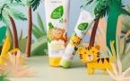 ALOE VIA KIDS - Dentifrice adapté pour les dents de lait