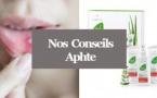Aphte - Comment s'en débarrasser rapidement avec nos produits Aloé Vera ?