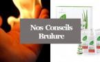 Brûlure - Comment utiliser la box Aloé vera?