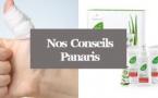 Panaris - Comment soigner les Panaris avec l'Aloé Vera?