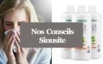 Sinusite - Soulager une sinusite avec l'Aloé Vera