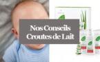 Croutes de Lait - Comment faire disparaitre les Croutes de lait chez les bébés avec l'Aloé Vera?