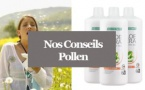 Pollen - Comment ne plus avoir peur du pollen avec l'Aloé Vera?