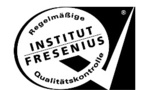Que contrôle SGS INSTITUT FRESENIUS ?