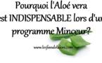 Pourquoi l'Aloé vera est INDISPENSABLE lors d'un programme Minceur?