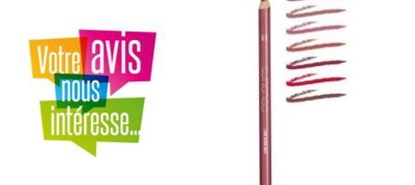 [FICHE PRODUIT] Crayon à Lèvres Colours