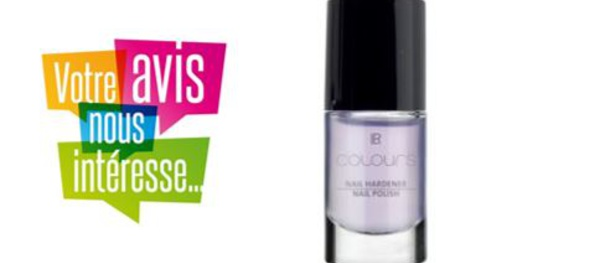 [FICHE PRODUIT] Vernis Durcisseur d'ongles Colours
