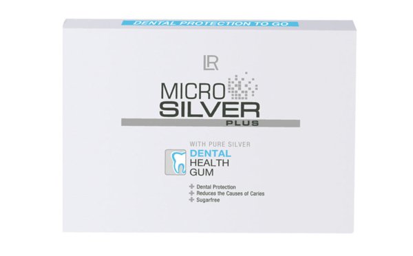 Chewing Gum Microsilver