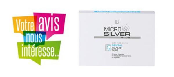 [FICHE PRODUIT] Chewing Gum Microsilver
