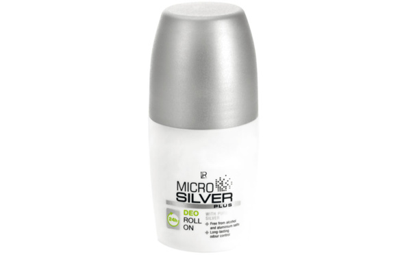 Déodorant Microsilver