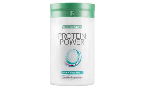 Protein Power - Un soutien ciblé dans le Renforcement Musculaire