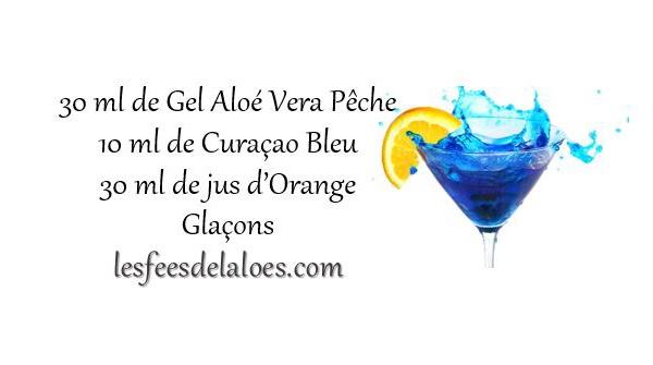 Recette Cocktail Aloé Vera N°7