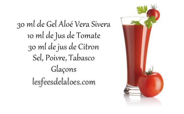 Recette Cocktail Aloé Vera N°8
