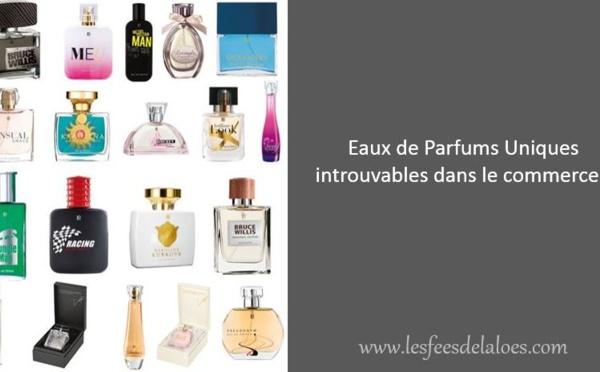 Présentation Gamme Eaux de Parfums pour ELLE & LUI
