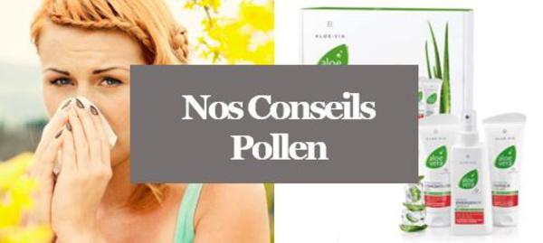 Pollen : Que faire quand il est déjà là ?