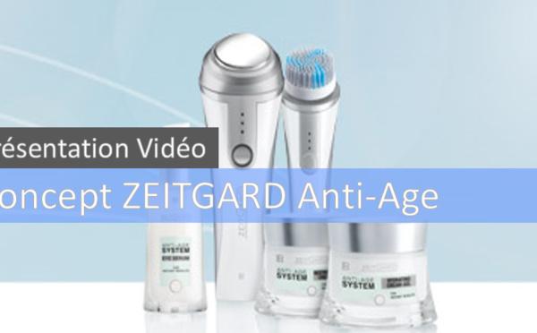 Présentation Vidéo Gamme complète Zeitgard Anti-Age