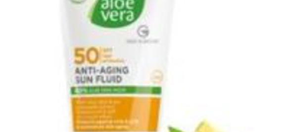 Aloé Vera Solaire - Crème Visage Anti Age IP20