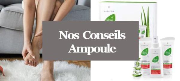 Ampoule - Comment utiliser nos indispensables Aloé vera?