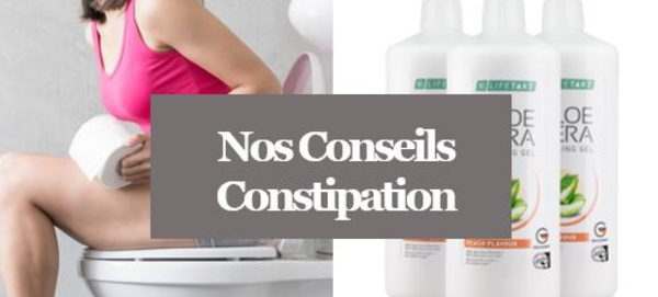 Constipation - En finir avec la Constipation grâce à l'Aloé Vera