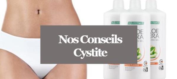 Cystite - Comment éviter une Cystite avec l'Aloé Vera?