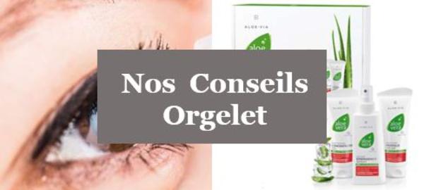 Orgelet - Comment soulager un Orgelet avec l'Aloé Vera?