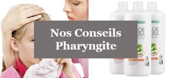 Rhinopharyngite - Comment guérir une Rhinopharyngite plus vite avec l'Aloé vera?