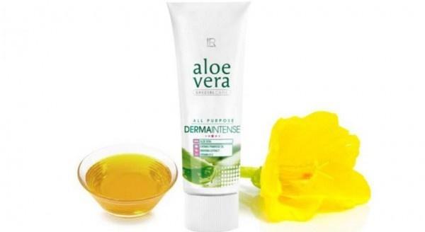 Derma Intense Aloé vera, Extrait de Mahonia et Vitamines B12