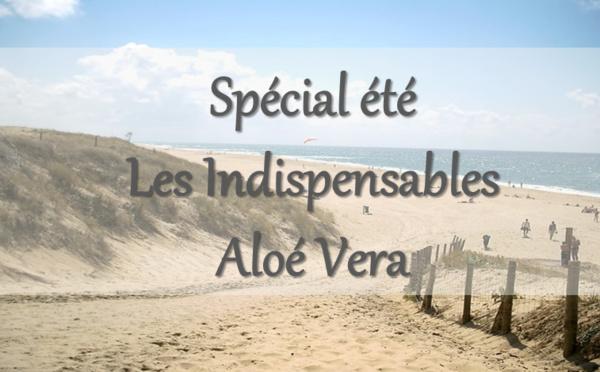 Spécial Eté - Les Indispensables Aloé Vera