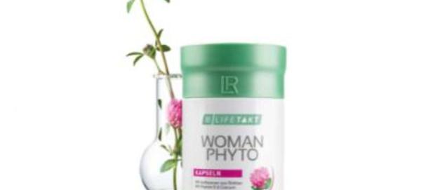 Woman PhytoAktiv pour les femmes ménopausées