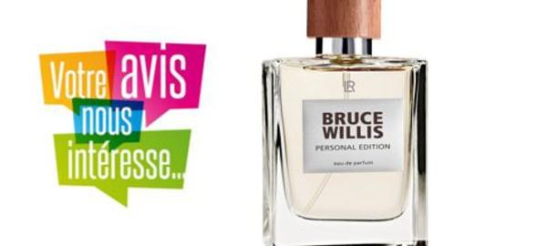 [FICHE PRODUIT] BRUCE WILLIS Personal Edition pour Lui